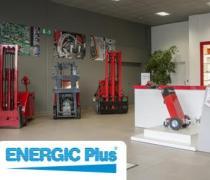 Battery regeneration TVH Training Centre