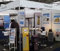 Energic Plus Battery regenerator at Electric and hybrid marine world expo