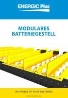 Modulares Batteriegestell