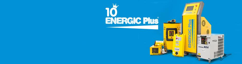 Energic Plus® product range: battery chargers & regenerator