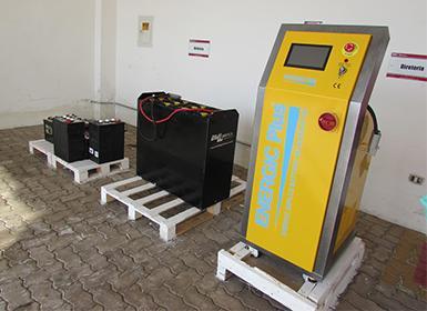 Battery regeneration and maintenance 7