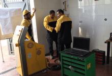 battery regeneration center Egypt