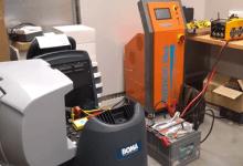 Battery regenerator Belgium