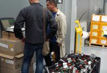 Battery service Romania