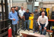 Battery regeneration Montacargas AC group