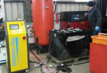 Battery regeneration energic plus