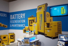 CeMAT Hanover Energic Plus