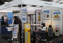 Energic Plus Battery regenerator at Electric and hybrid marine world expo