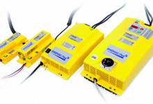 High frequency chargers