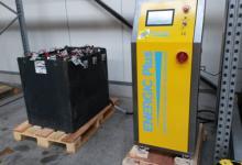 Linde battery regenerator