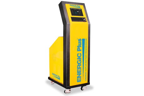 Battery reconditioner and regenerator to expand the lifespan of your batteries.