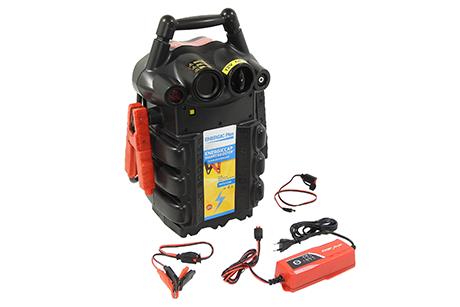 Energiccap batteryless jump starter 12/24V 18000/9000 Peak Amp