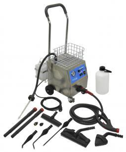 Industrial steam cleaner