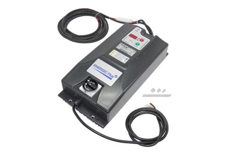 Высокочастотное зарядное устройство на несколько напряжений