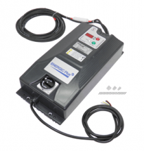 Multi volt battery charger